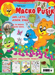 Macko Pusík č. 04/2018 (e-verzia)