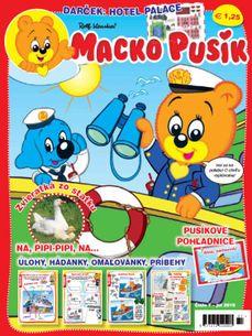 Macko Pusík č. 07/2018 (e-verzia)