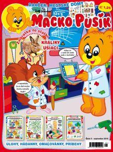Macko Pusík č. 09/2018 (e-verzia)