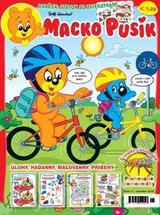 Macko Pusík - predplatné
