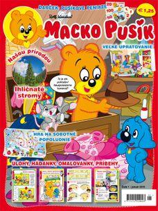 Macko Pusík č. 01/2019 (e-verzia)