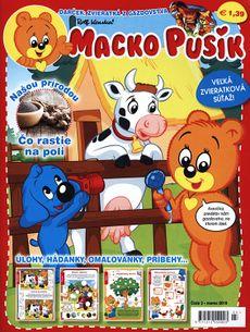 Macko Pusík č. 03/2019 (e-verzia)