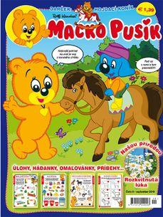Macko Pusík č. 09/2019 (e-verzia)