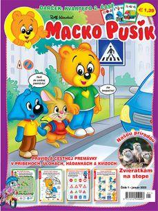 Macko Pusík č. 01/2020 (e-verzia)
