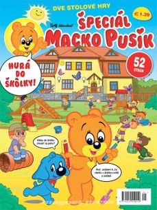 Macko Pusík - Hurá do škôlky (e-verzia)