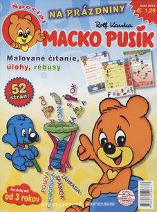 Macko Pusík - Špeciál na prázdniny - Leto 2013