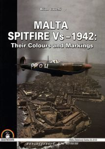 Malta spitfire Vs - 1942: Their colours and markings
