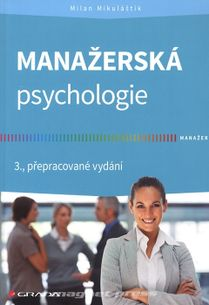 Manažerská psychologie, 3. vydání
