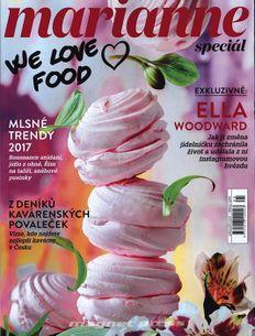Marianne speciál: We Love Food - Jaro/Léto 2017