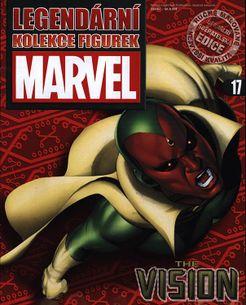 Marvel kolekcia figúrok č. 17 - The Vision