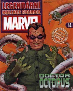 Marvel kolekcia figúrok č. 14 - Doctor Octopus
