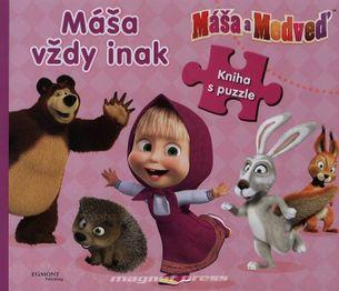 Máša a medveď - Máša vždy inak