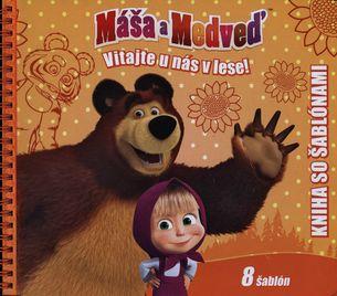 Máša a medveď - Vitajte u nás v lese!