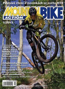 Mountain bike action č.07/2013