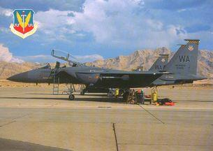 Mc Donnell Douglas F-15 E Strike Eagle