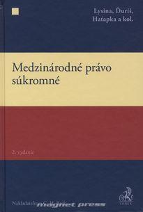 Medzinárodné právo súkromné - 2. vydanie