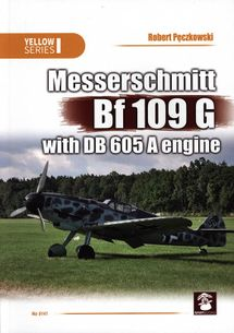 Messerschmitt Bf 109 G with DB 605 A engine