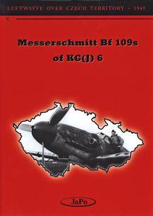 Messerschmitt Bf 109s of KG(J) 6