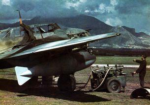 Messerschmitt bf 110 d-3
