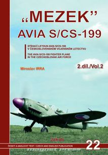 """""""Mezek"""" Avia S/CS-199 - 2.díl"""