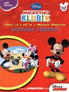 Mickeyho klubík č.32
