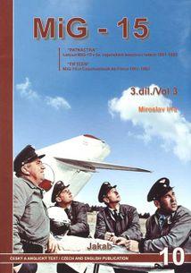 MiG-15 - 3. díl