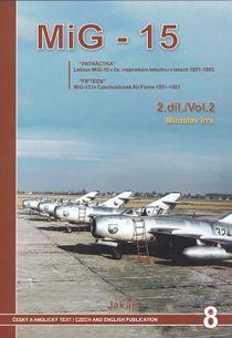 MiG-15 - 2. díl