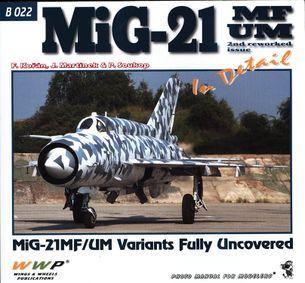 MiG-21MF/UM in detail