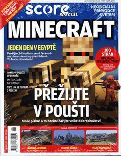SCORE Speciál 13/2019 - Průvodce světem Minecraft