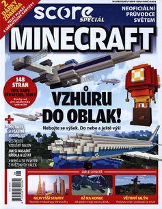 SCORE Speciál 10/2018 - Průvodce světem Minecraft
