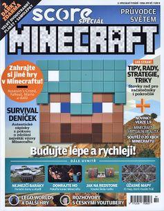 SCORE Speciál 2/2017 - Průvodce světem Minecraft