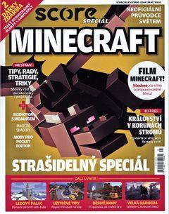 SCORE Speciál 5/2017 - Průvodce světem Minecraft
