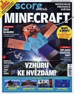 SCORE Speciál 6/2017- Průvodce světem Minecraft