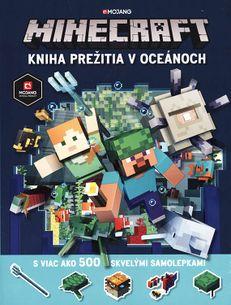 Minecraft - Kniha prežitia v oceánoch