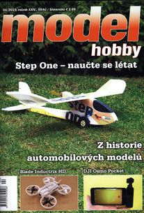 Model hobby magazín - predplatné