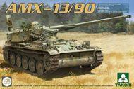 Model -French Light Tank AMX-13/90