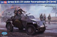 Model - German Sd.Kfz.221 Leichter Panzerspahwagen