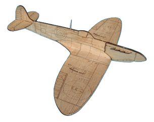 Model Supermarine Spitfire Mk. Vb