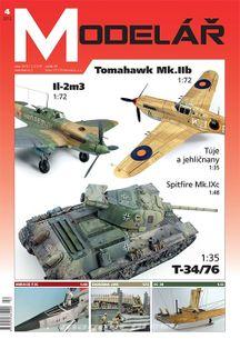 Modelář č.04/2013 (e-vydanie)