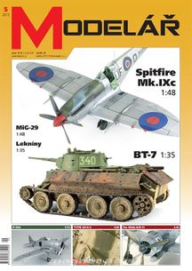 Modelář č.05/2013 (e-vydanie)