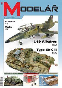 Modelář č.06/2013 (e-vydanie)