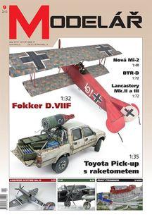 Modelář č.09/2013 (e-vydanie)