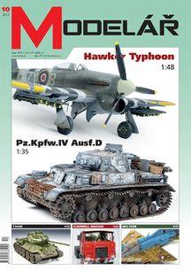 Modelář č.10/2013 (e-vydanie)