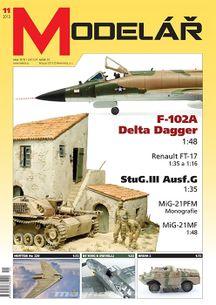 Modelář č.11/2013 (e-vydanie)