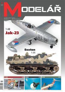 Modelář č.01/2014 (e-vydanie)