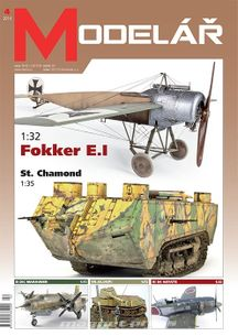 Modelář č.04/2014 (e-vydanie)