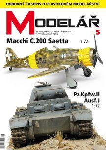 Modelář č.05/2019 (e-vydanie)