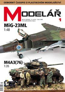 Modelář č.1/2020 (e-vydanie)