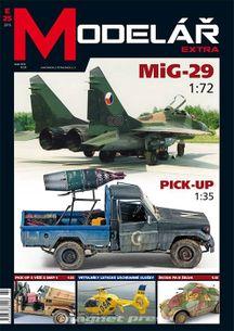 Modelář Extra č.25/2016 (e-vydanie)