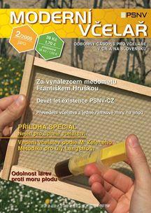 Moderní Včelař 2009/02 - Jaro